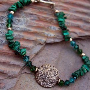 Malachite Magic Bracelet